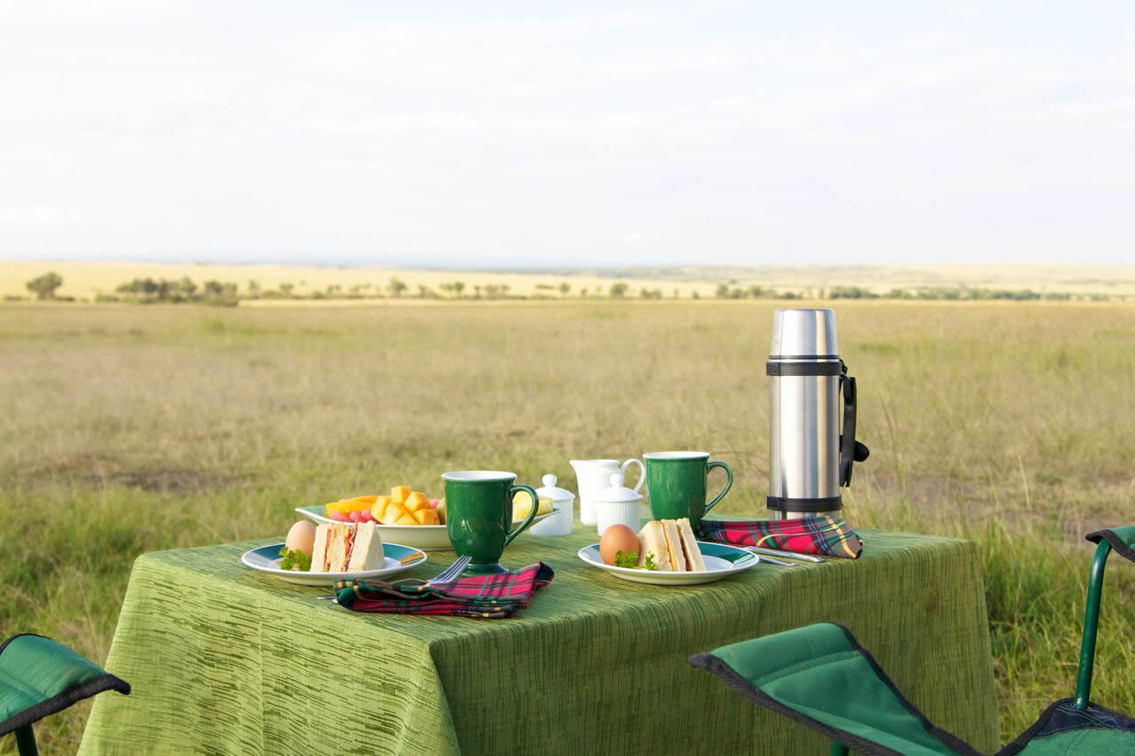 bush breakfast and lunches